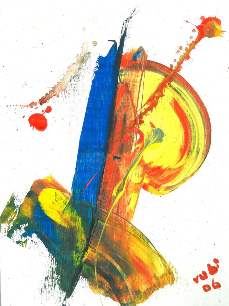 Abstract_Gelb-Blau